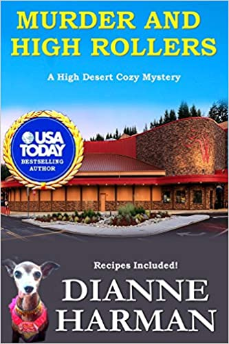 h Rollers: A High Desert Cozy Mystery
