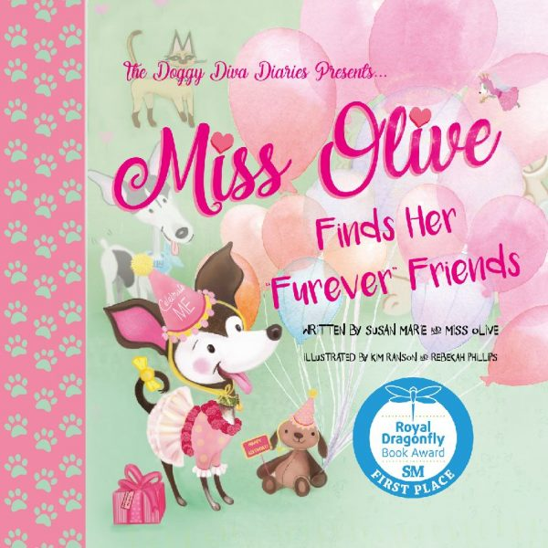 Miss Olive Finds Her Furever Friends book cover